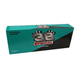 Thirty Eight Special Filtered Menthol Cigars (10 Packs of 20) - Natural