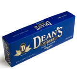 Dean's Filtered Cigars Full Flavor Cigars - 3.87 x 20 (10 Packs of 20 (200 Total))