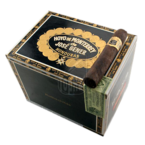 Hoyo De Monterrey Rothschild Maduro Cigars - 4.5 x 50 (Box of 50)