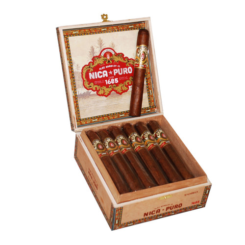 Alec Bradley Nica Puro Toro Cigars - 6 x 52 (Box of 20)