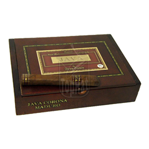 Rocky Patel Java Corona Maduro Cigars - 5 x 42 (Box of 24)