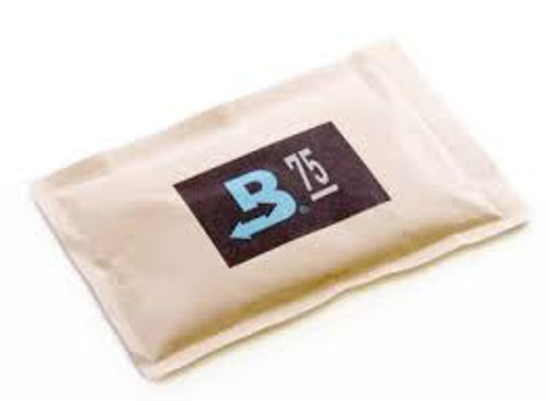 Boveda Humidipak 75 - %Two Way Humidity Control - 2 Pack