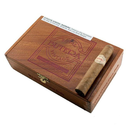 Butera Royal Vintage Poca Bella Cigars - 4 x 44 (Box of 20)