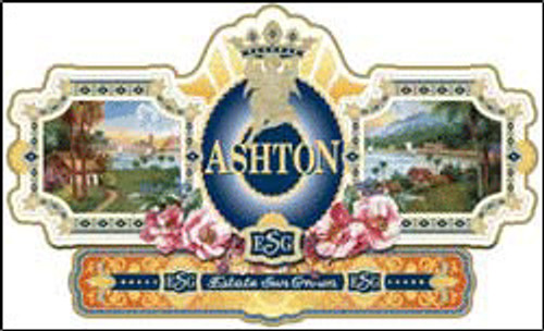 Ashton ESG 24 Year Salute Cigars - 6 1/2 x 48 (Cedar Chest of 25)