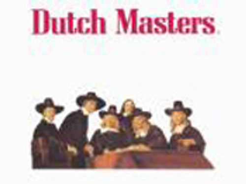 Dutch Masters Cigarillos De Luxe Cigars (20 packs of 3) - Natural