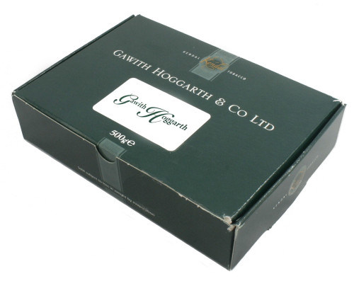 Gawith & Hoggarth Dark Flake Unscented Pipe Tobacco 17.6 OZ