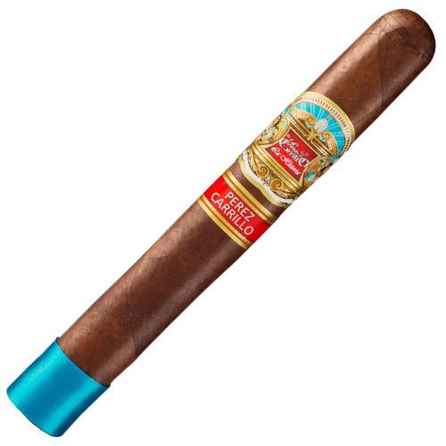 Perez Carrillo La Historia EIII Cigars - 6.88 x 54 (Box of 10)