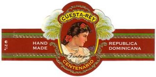 Cuesta Rey No. 9 Centro Fino Sungrown Pyramid Cigars - 6 1/4 x 52 (Box of 10)
