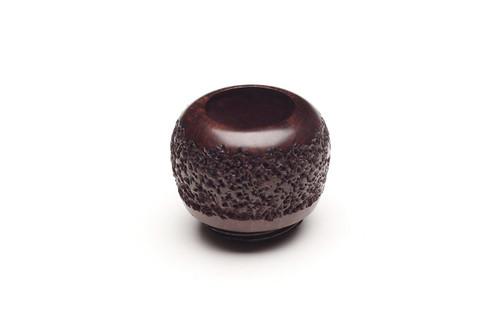 Falcon Apple Standard Ruticated Tobacco Pipe Bowl