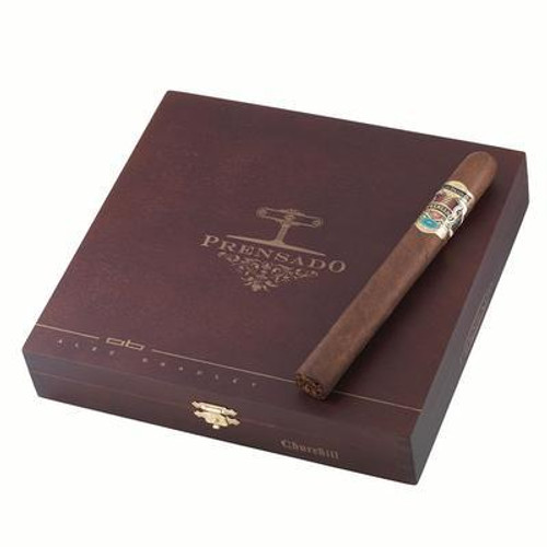 Alec Bradley Prensado Churchill Cigars - 7 x 48 (Box of 20)