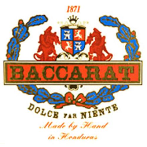 Baccarat No. 1 Cigars - 7 x 44 (Box of 25)