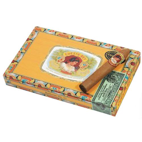 Cuesta Rey No. 11 Belicoso Centenario Natural Cigars - 4 7/8 x 50 (Box of 10)
