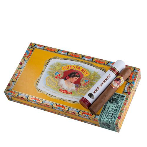 Cuesta Rey Tuscany Tube Centenario Natural Cigars - 5 x 50 (Box of 10)