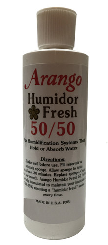 50/50 Humidor Solution