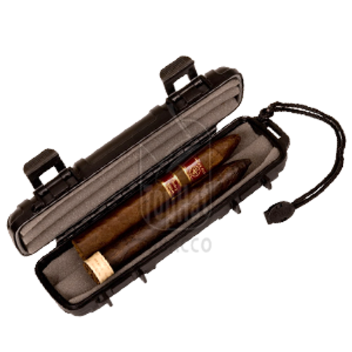 Otterbox Cigar Caddy Travel Humidor  2 Stick