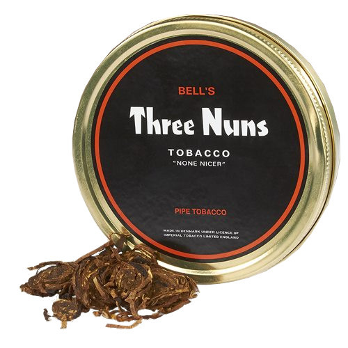 Bells 3 Nuns Pipe Tobacco | 1.75 OZ TIN