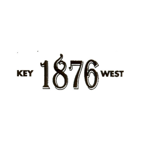1876 Key West Robusto Cigars 5 x 50 (Bundle of 25)