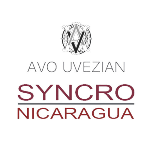 AVO Syncro Nicaragua Short Robusto Cigars - 4 x 52 (Box of 20)