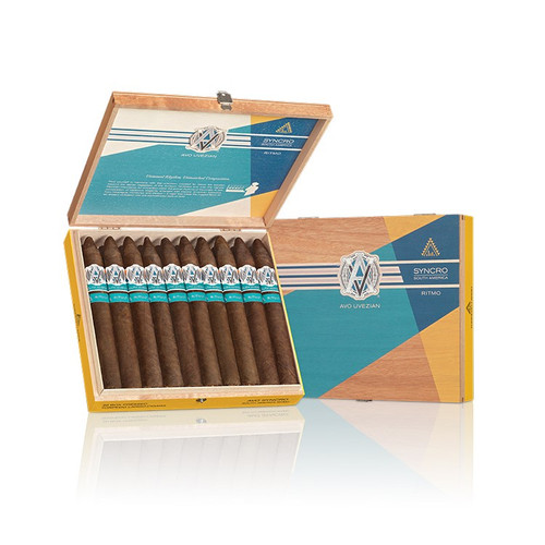 AVO Syncro Ritmo Toro Cigars - 6 x 54 (Box of 20)