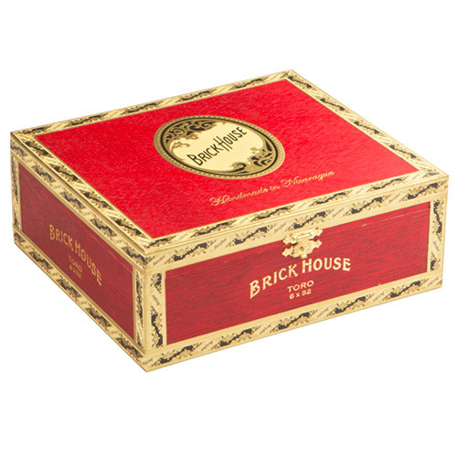 Brick House Toro Maduro Cigars - 6 x 52 (Box of 25)
