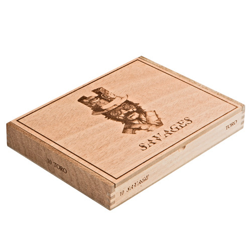 Caldwell Savages Piramide Cigars - 6 x 50 (Box of 10)