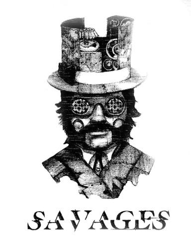 Caldwell Savages Toro Cigars - 6 x 54 (Box of 10)