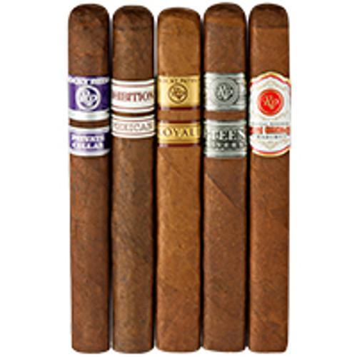 Cigar Samplers Rocky Patel Nicaraguan Toro Sampler (Pack of 5)