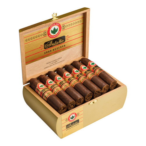 Joya de Nicaragua Antano Gran Reserva Gran Consul Cigars - 4.75 x 60 (Box of 20)