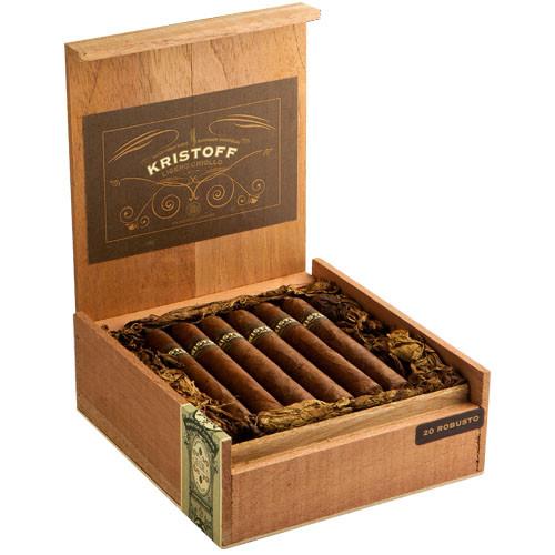 Kristoff Ligero Criollo Matador Cigars - 6.5 x 56 (Box of 20)
