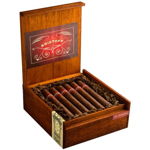 Kristoff Sumatra Matador Cigars - 6.5 x 56 (Box of 20)