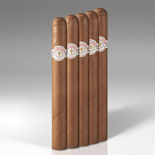 Montecristo White Series Churchill Cigars - 7 x 54 (Pack of 5)