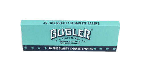Bugler 1 1/4 Rolling Papers 1ct FRESH Juicy Hemp Raw