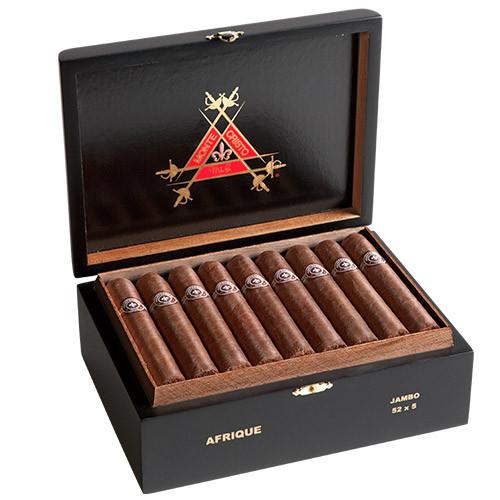 Montecristo Afrique Belicoso - 6.12 x 52 Cigars (Box of 25)