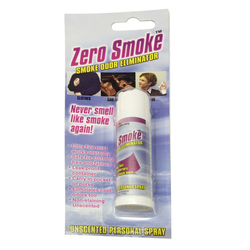 Zero Smoke - Portable Smoke Odor Eliminator Spray