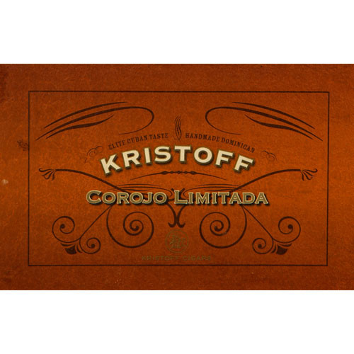 Kristoff Corojo Limitada Robusto Cigars - 5.5 x 54 (Box of 20)