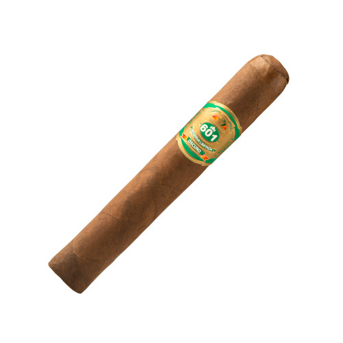 601 Green Label La Fuerza Cigars - 5.5 x 54 (Box of 20)