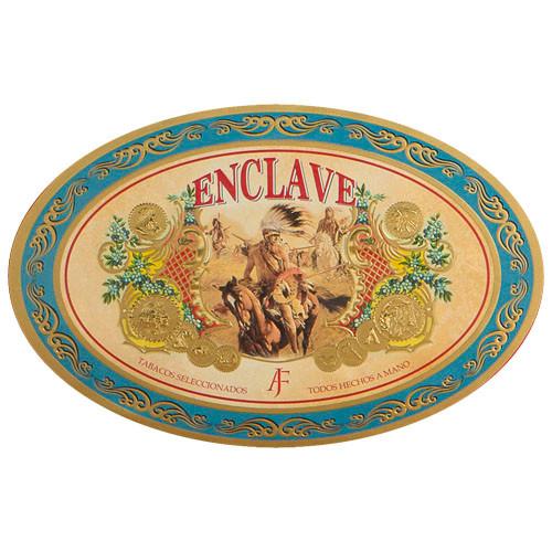 AJ Fernandez Enclave Broadleaf Robusto Cigars - 5 x 52 (Box of 20)