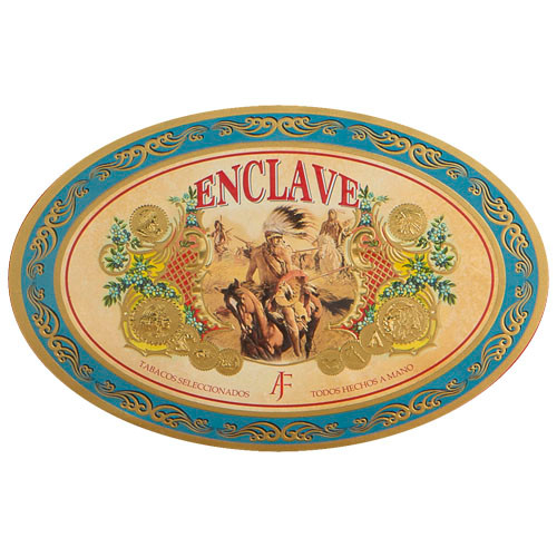 AJ Fernandez Enclave Broadleaf Toro Cigars - 6.5 x 52 (Box of 20)