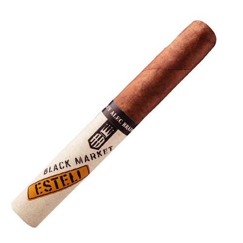 Alec Bradley Black Market Esteli Toro Cigars - 6 x 52 (Box of 22)