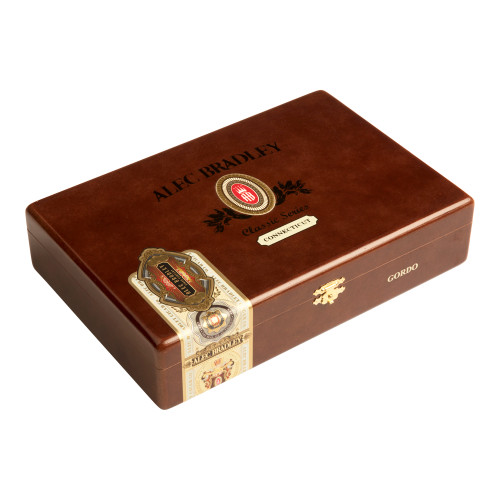 Alec Bradley Classic Series Connecticut Robusto Cigars - 5 x 50 (Box of 20)