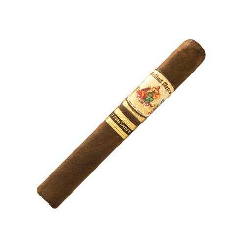 Bellas Artes by AJ Fernandez Maduro Brazil Gordo Cigars - 6.5 x 58 (Box of 20)