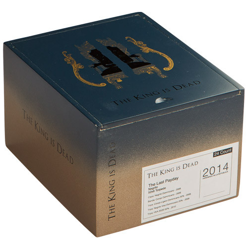 Caldwell Long Live The King Lock Stock Cigars - 5 x 52 (Box of 24)