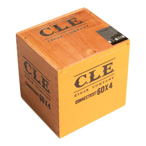 CLE Chaparros Connecticut Cigars - 4 x 60 (Box of 25)