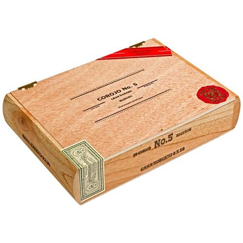 Gran Habano #5 Maduro Gran Robusto Cigars - 6 x 54 (Box of 20)
