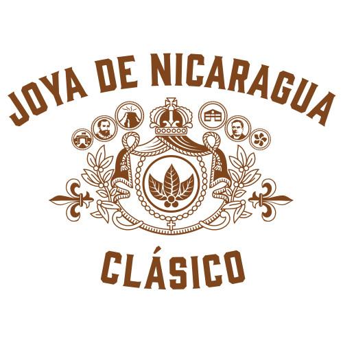Joya de Nicaragua Clasico Churchill Cigars - 6.88 x 48 (Box of 25)