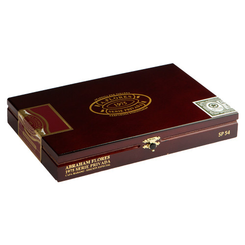 PDR A. Flores 1975 Serie Privada Capa Habano SP58 Cigars - 7 x 58 (Box of 24)