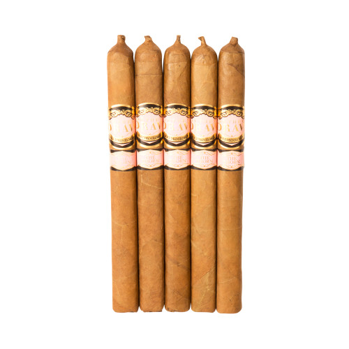 Southern Draw Rose Of Sharon Lancero Cigars - 6.5 x 40 (Pack of 5)