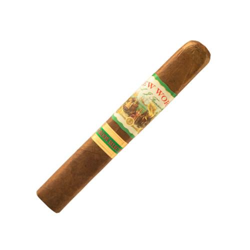 New World Cameroon by AJ Fernandez Doble Robusto Cigars - 5.5 x 54 (Box of 20)