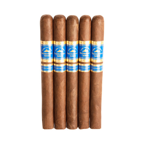 Nicaraguan Series by AJ Fernandez Churchill Cigars - 7 x 48 (Pack of 5)