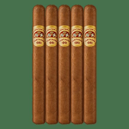 Partagas Spanish Rosado Ramon y Ramon Cigars - 6.5 x 45 (Pack of 5)